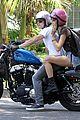 josh hutcherson motorcycle date 06