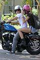 josh hutcherson motorcycle date 17