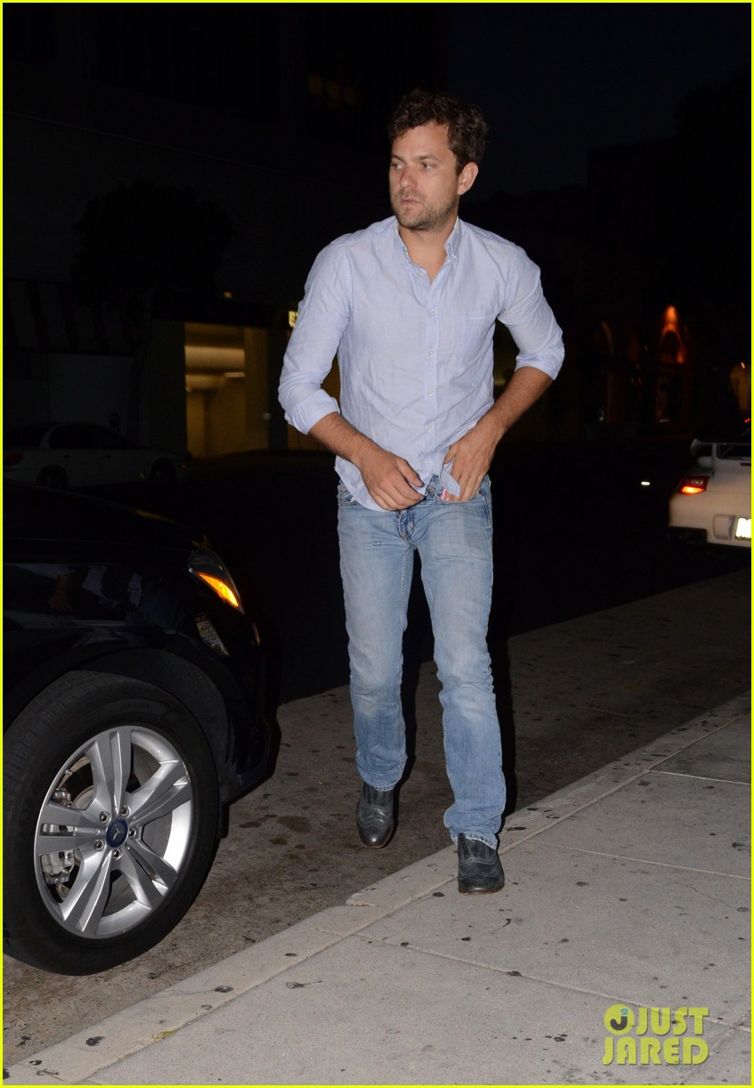 diane kruger joshua jackson mr chow couple 012696171