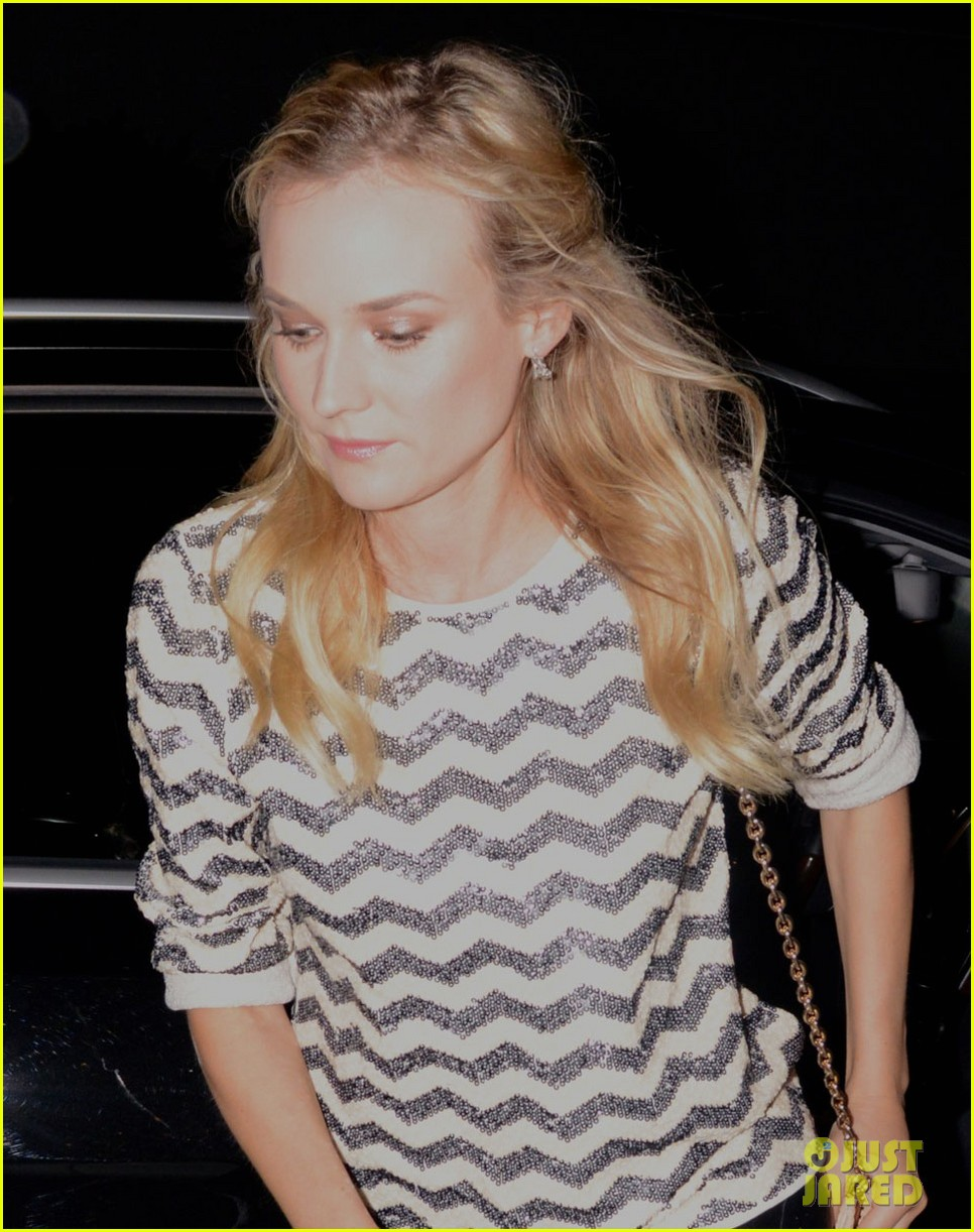 diane kruger joshua jackson mr chow couple 042696174