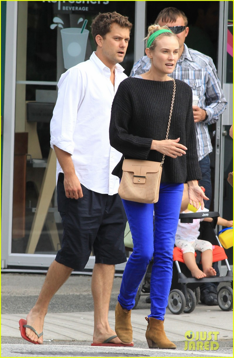 diane kruger joshua jackson sunday brunch with niece 052705358