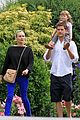 diane kruger joshua jackson sunday brunch with niece 06