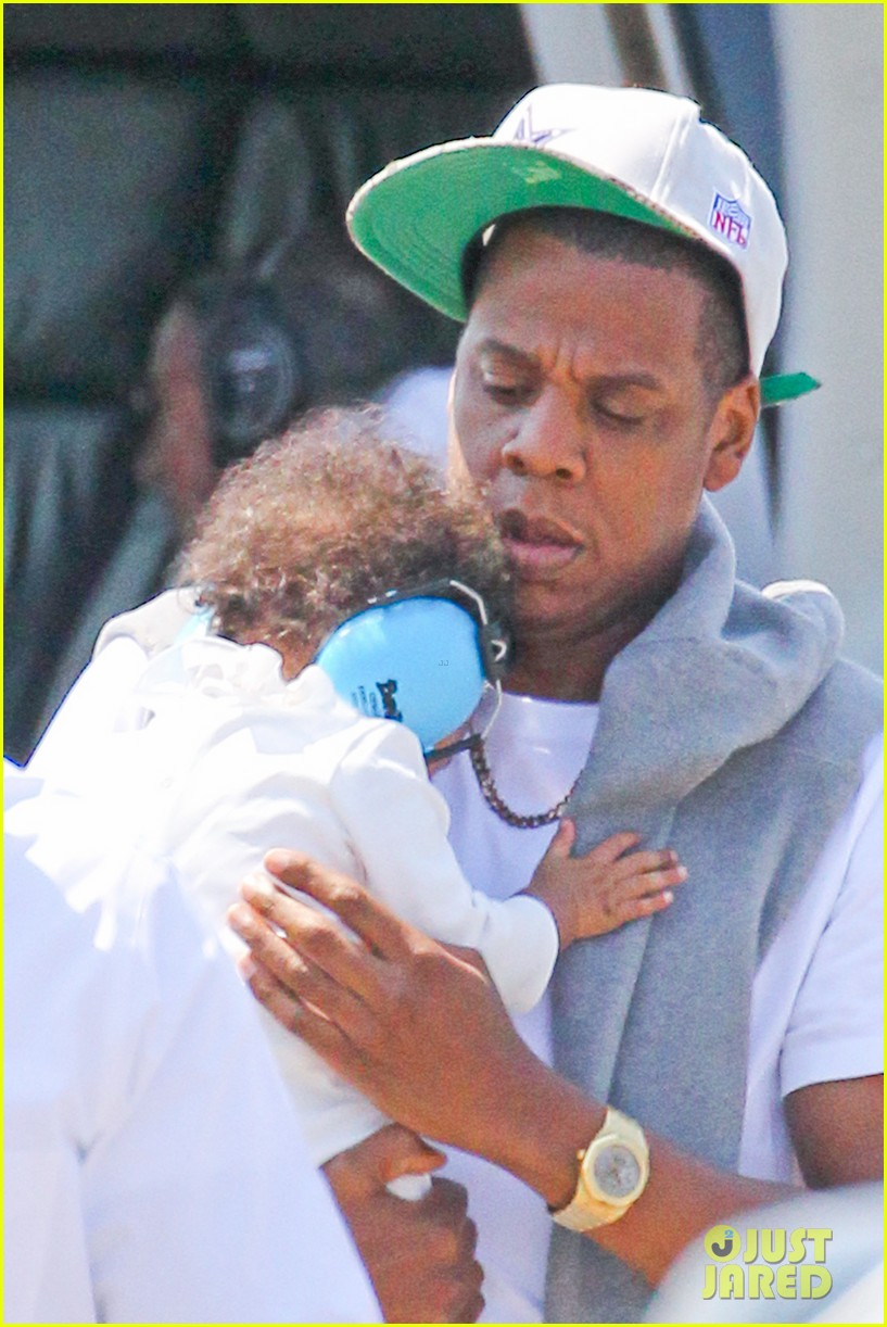 jay z blue ivy carter helicopter ride 15