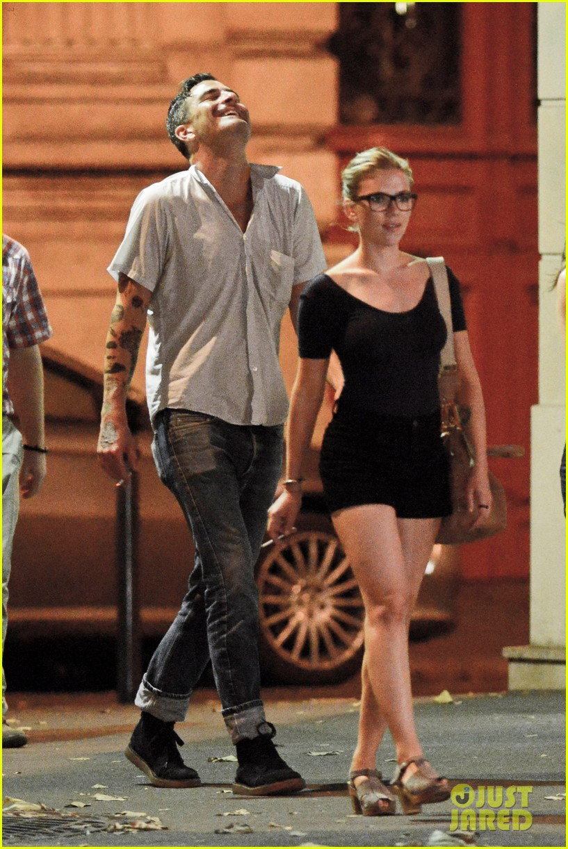 scarlett johansson nate naylor schmuck dinner in paris 052705335