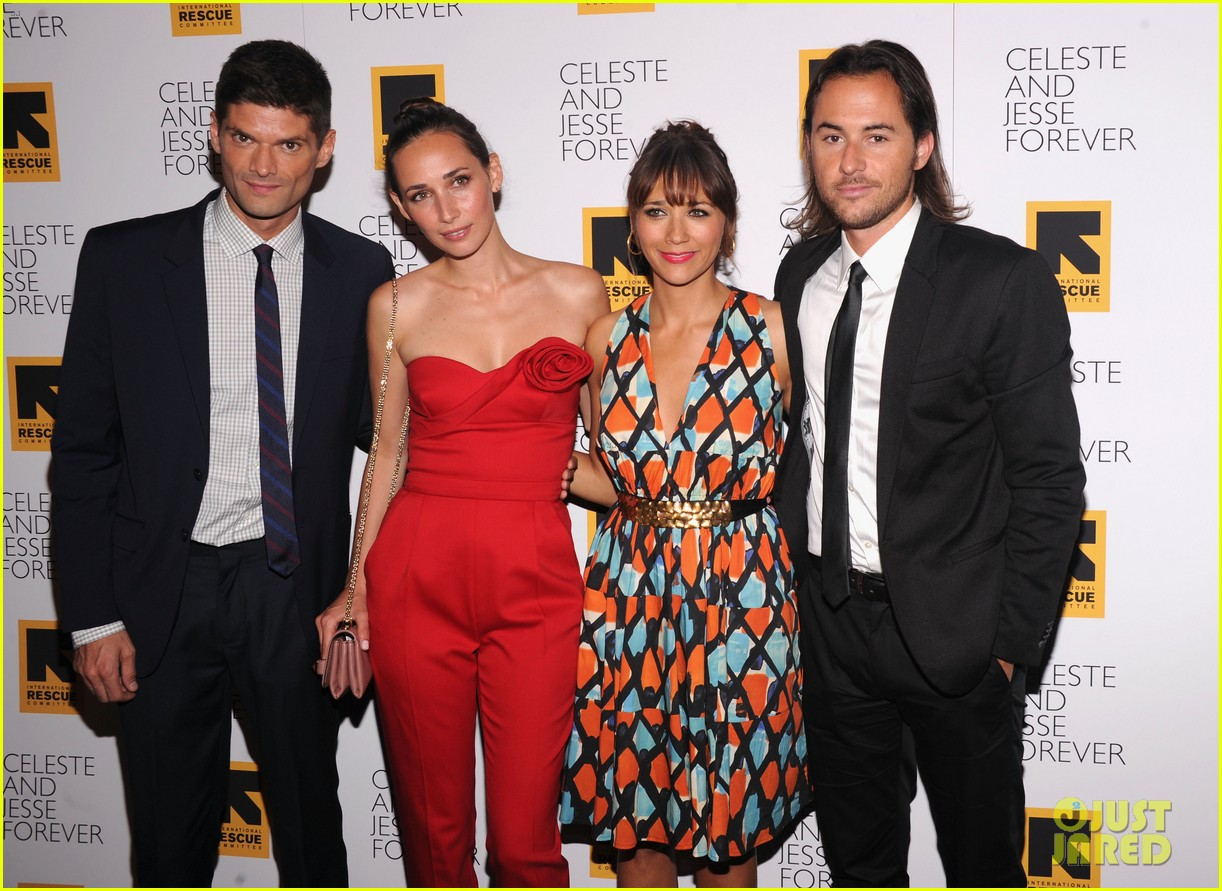 rashida jones odette annable celeste jesse forever premiere 10