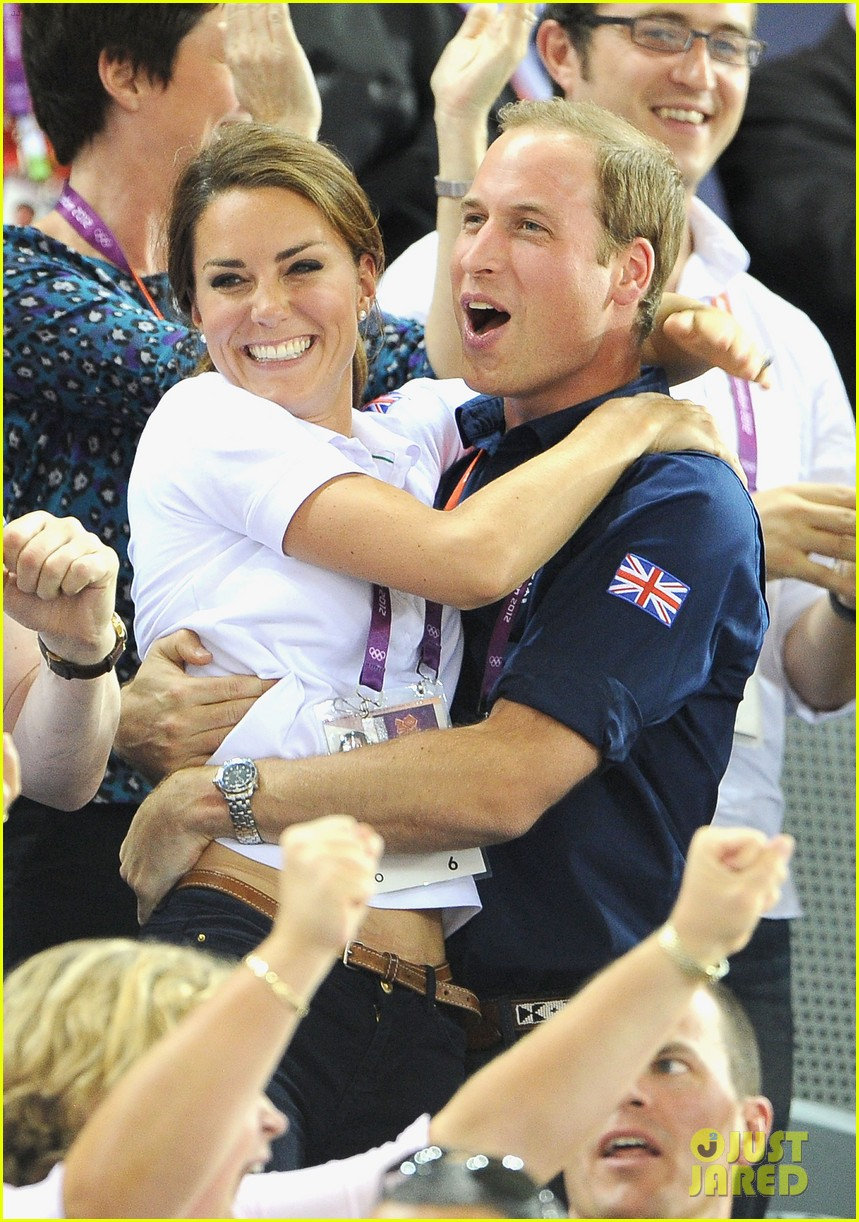 duchess kate prince william celebrate great britains cycling win at the olympics 032695861
