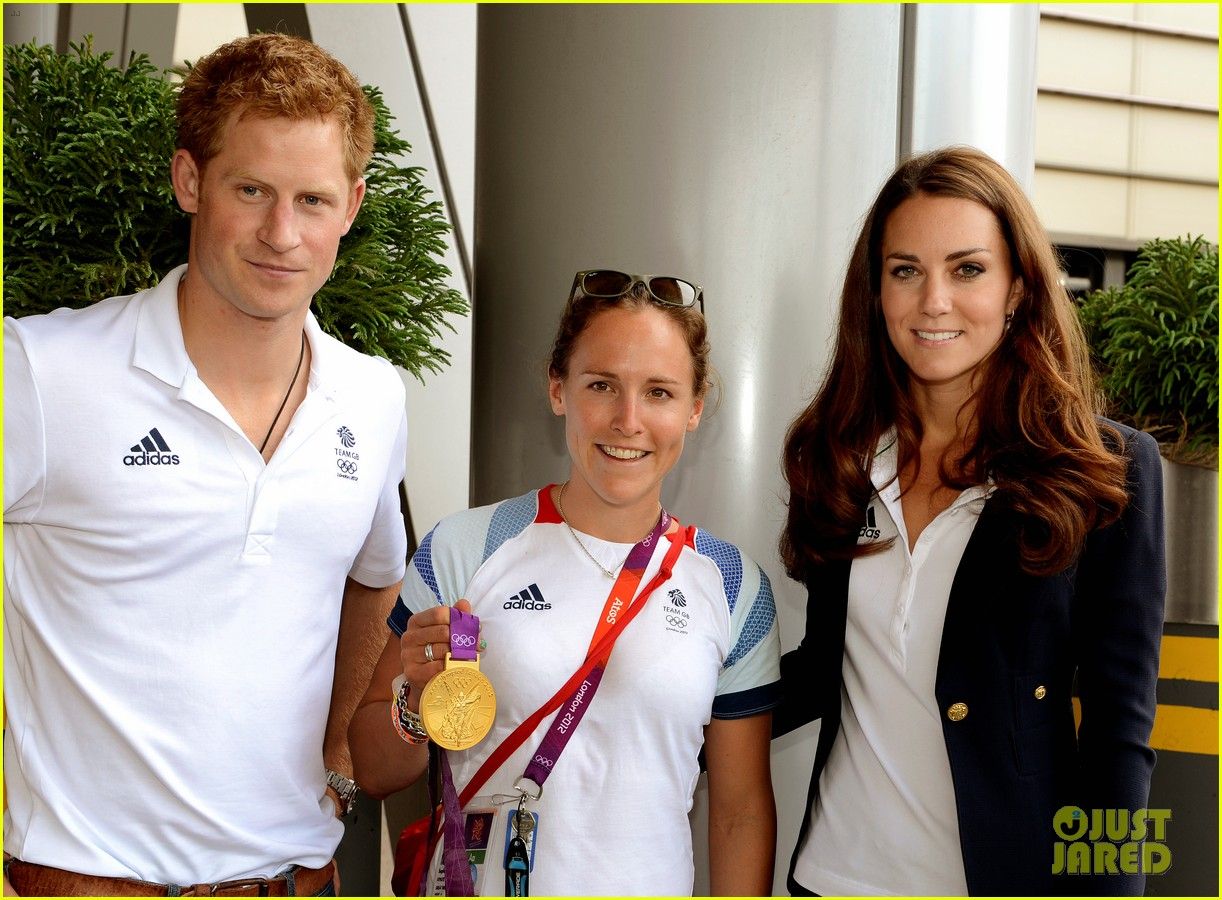 duchess kate prince harry meet olympic medalists 02