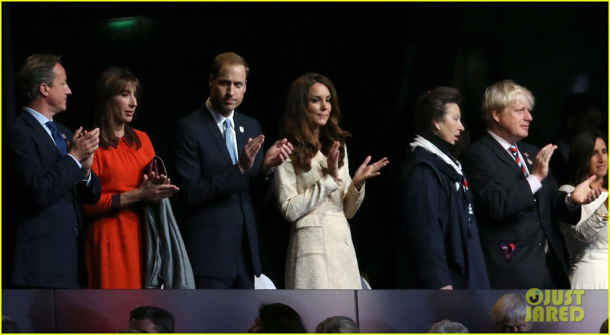 duchess kate prince william paralympics opening ceremony 142710576