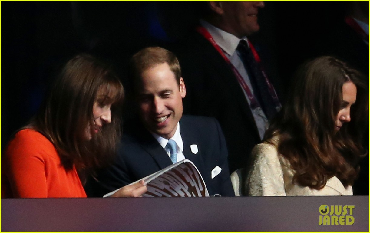 duchess kate prince william paralympics opening ceremony 17