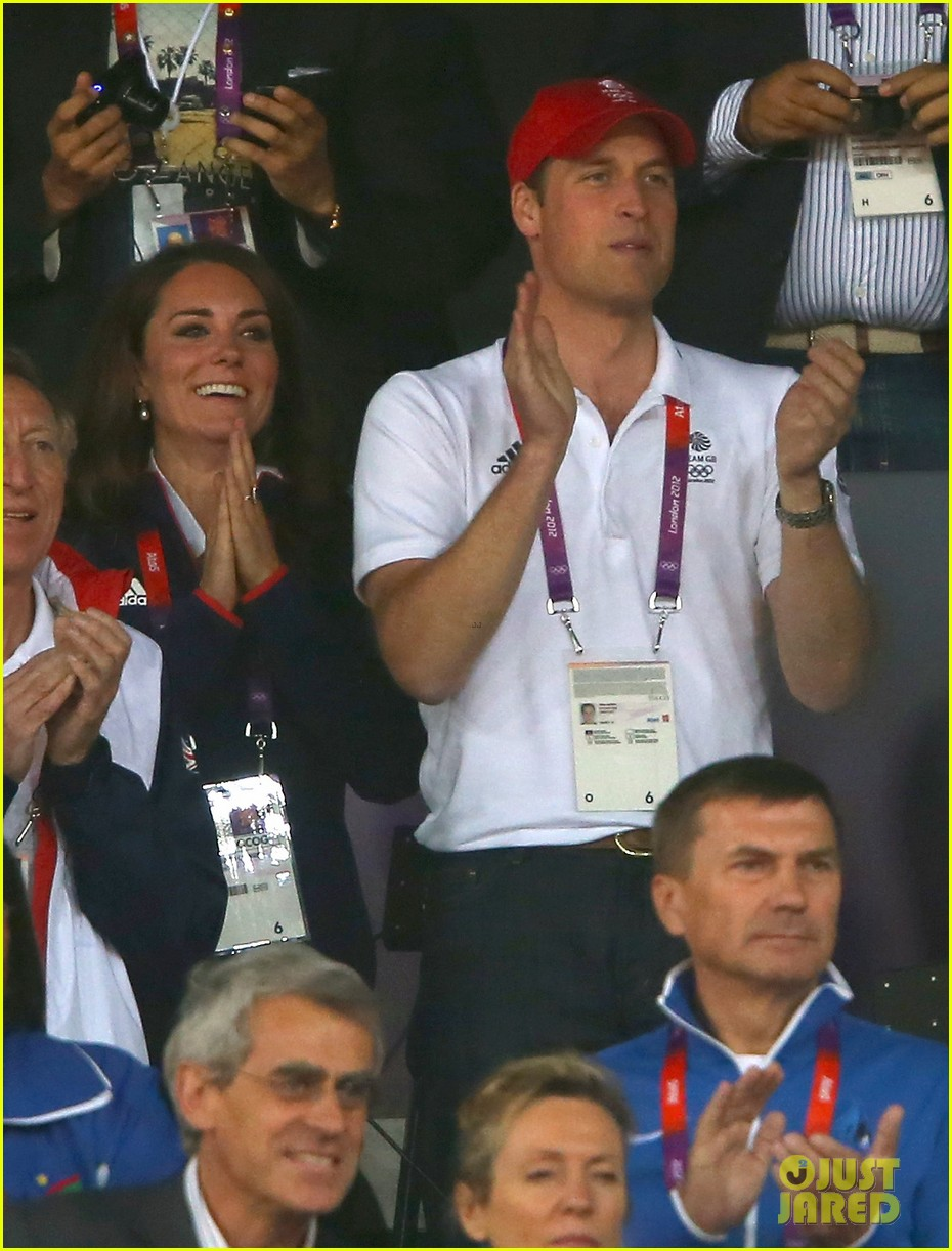 duchess kate olympic spectator 112697398