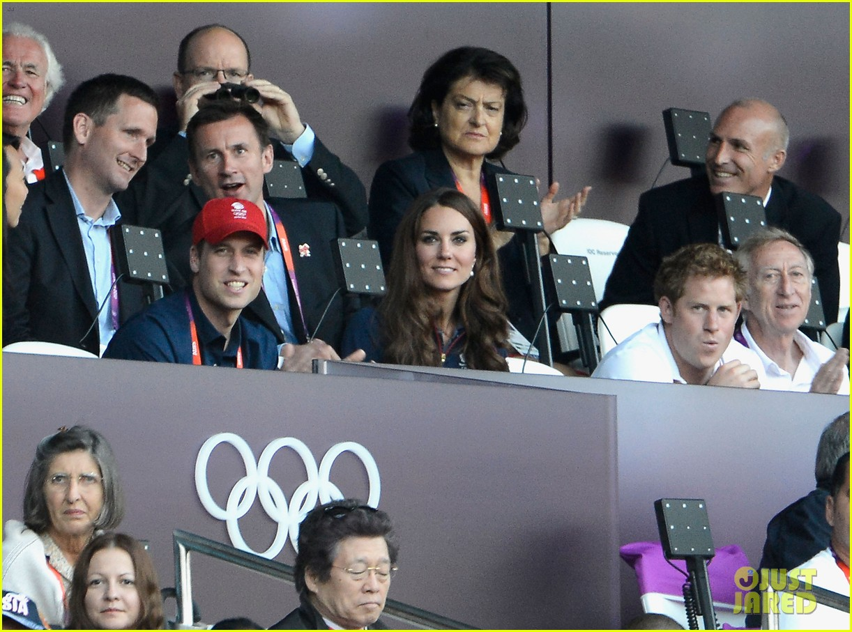 duchess kate olympic spectator 182697405