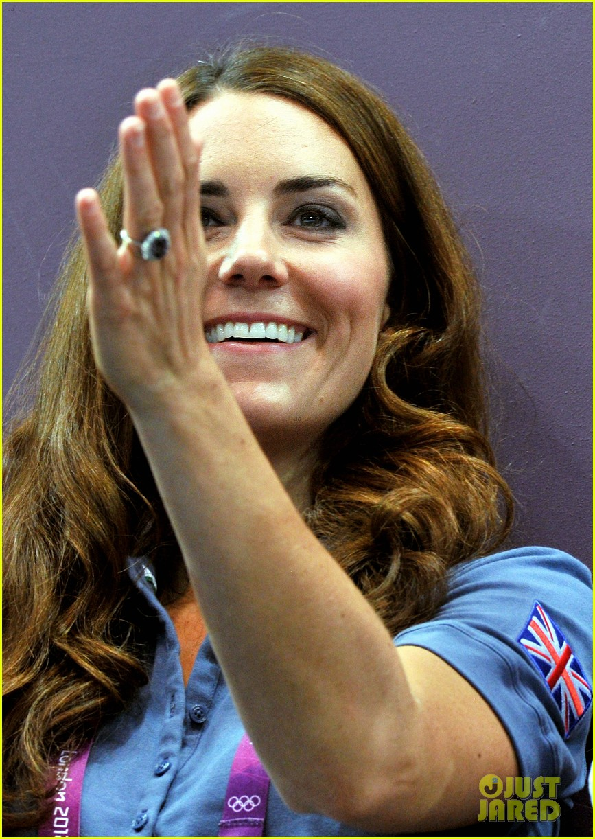 duchess kate olympic spectator 192697406