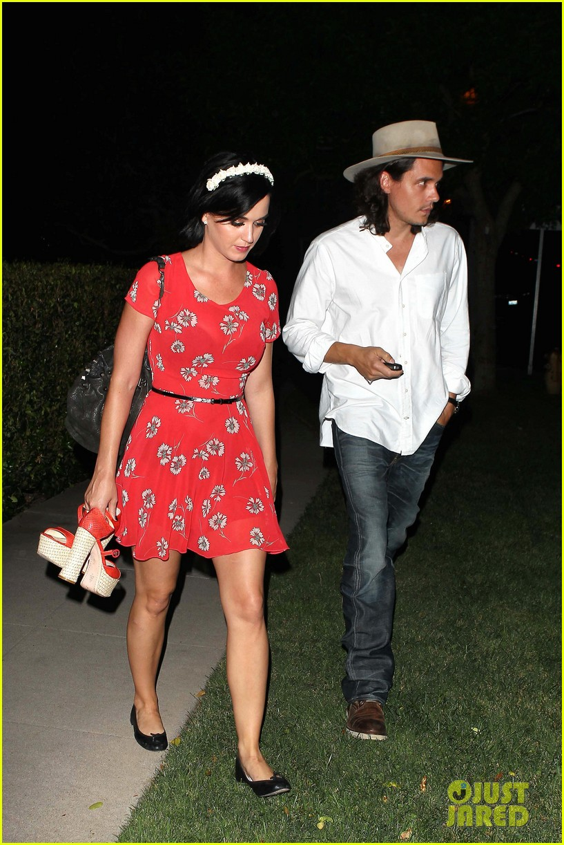 katy perry john mayer late night los feliz 012700643