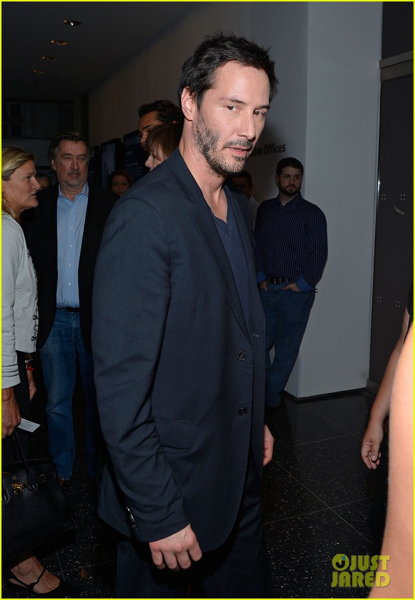 keanu reeves side by side premiere 122699435