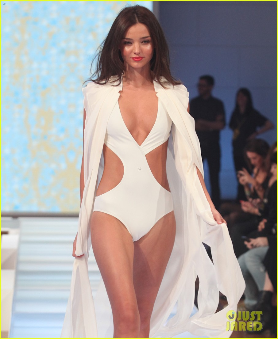 19ce20057c29d Miranda Kerr: David Jones Season Launch Show!: Photo 2701958 ...