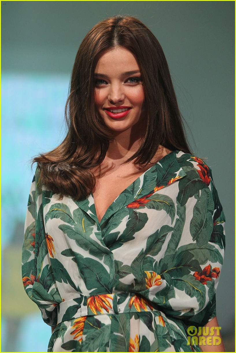 miranda kerr david jones season launch show 08