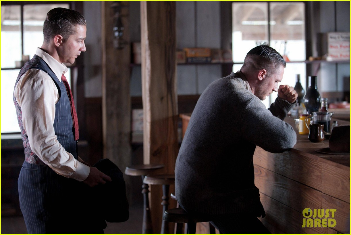 Tom Hardy Jessica Chastain New Lawless Stills Photo 2700250