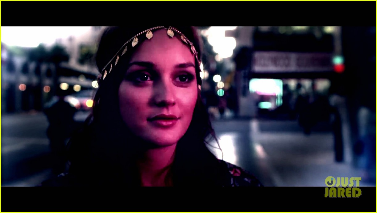 leighton meester addicted to love video the nomads 112702116