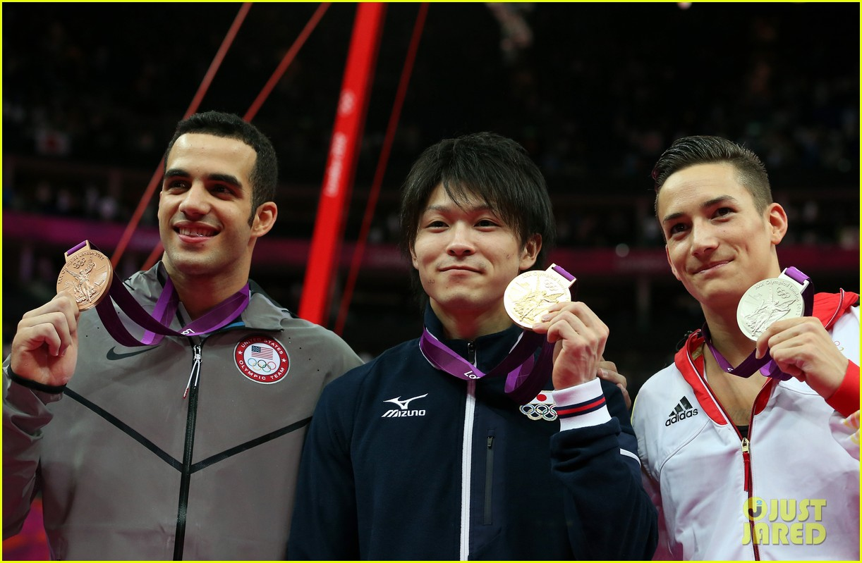 danell levya wins bronze in mens individual all around final 262695500