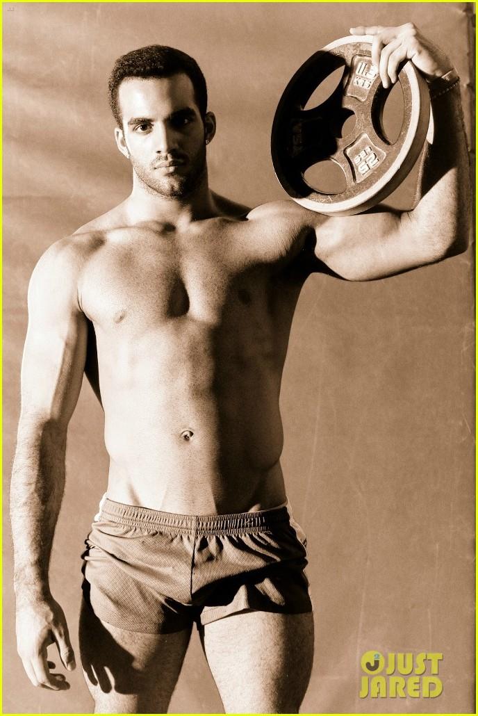 danell leyva shirtless photo shoot 062696534