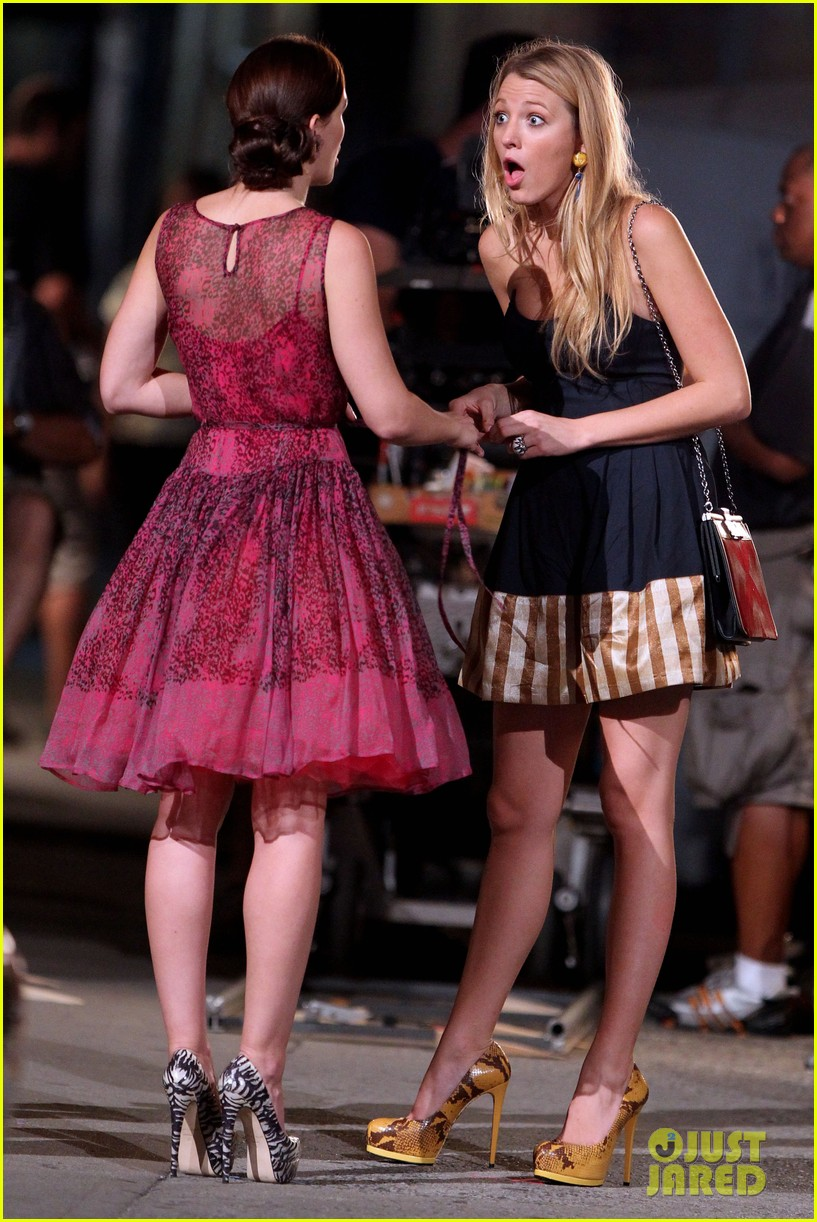 blake lively leighton meester gossip girl duo 03