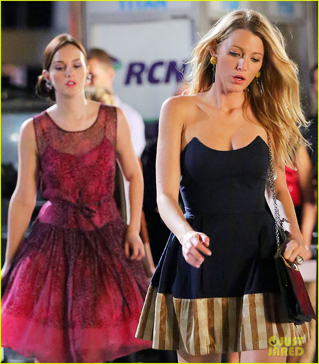 blake lively leighton meester gossip girl duo 052696224