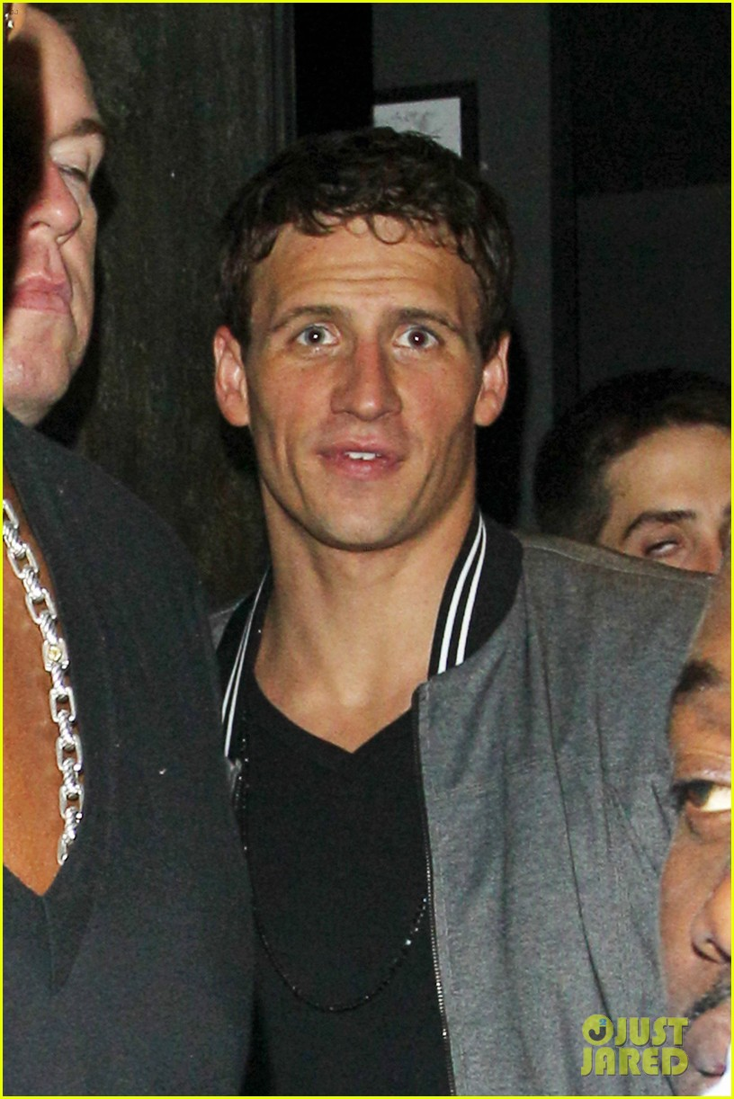 ryan lochte backseat pileup after olympics party 022697715