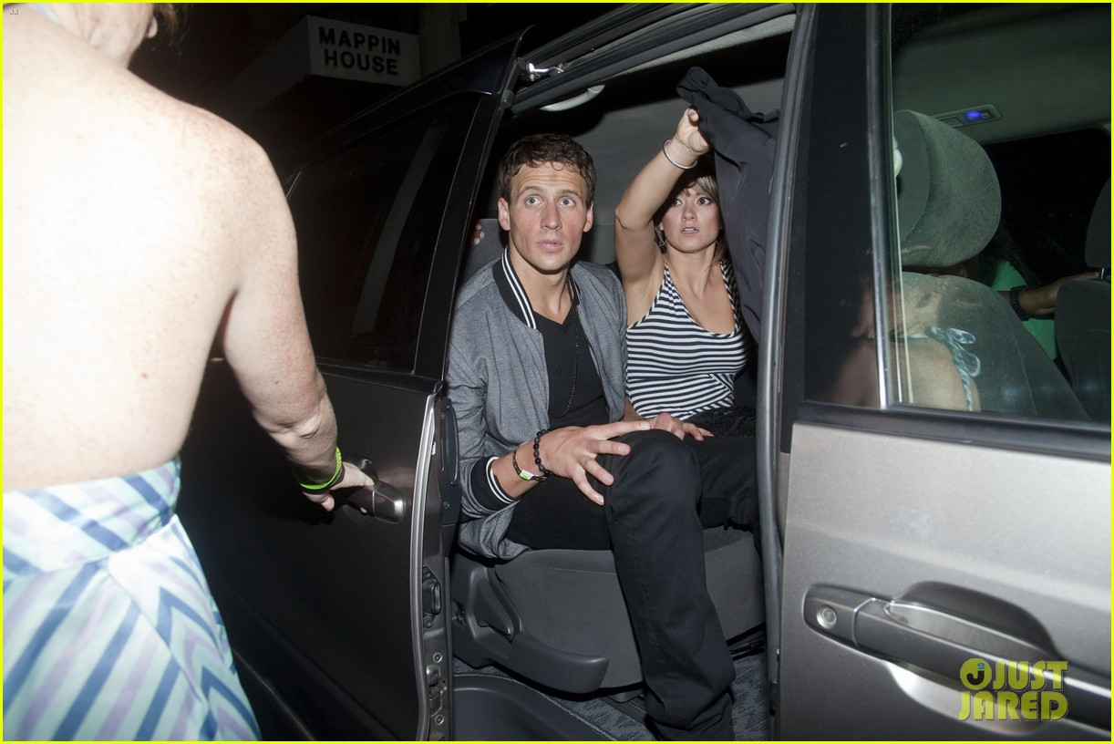 ryan lochte backseat pileup after olympics party 072697720