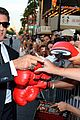 ryan lochte expendables 2 premiere with sylvester stallone 30