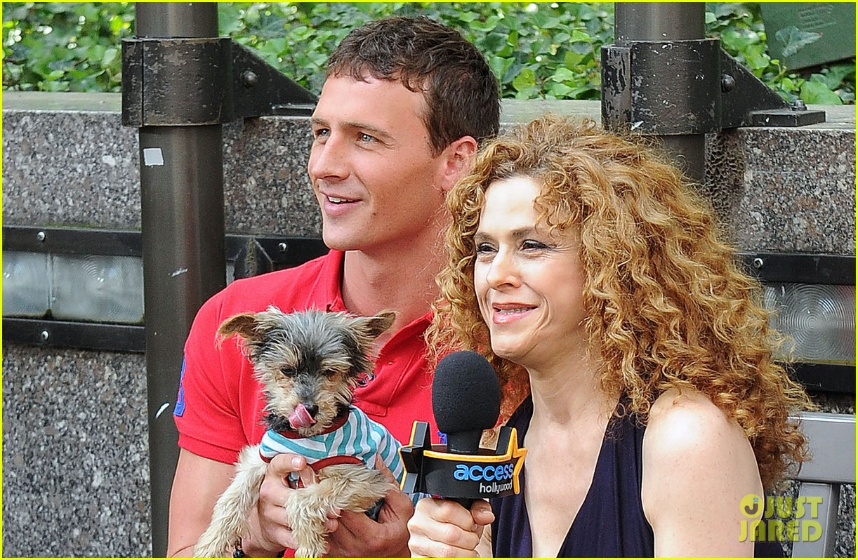 ryan lochte today show interview 022707291