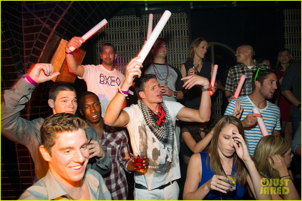 ryan lochte las vegas pool party weekend 302704475