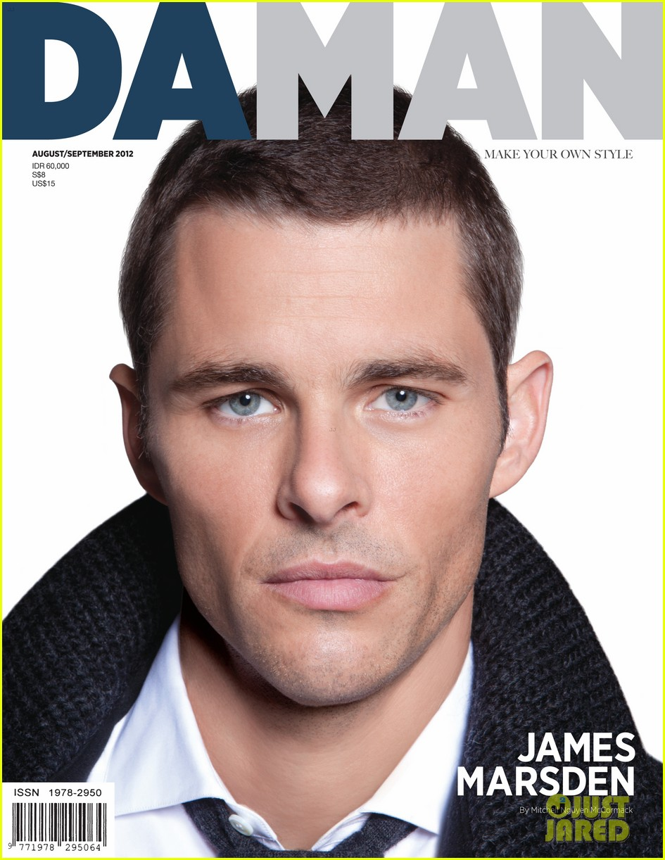 James Marsden: 'Da Man' Demand!: Photo 2698573 | James ...