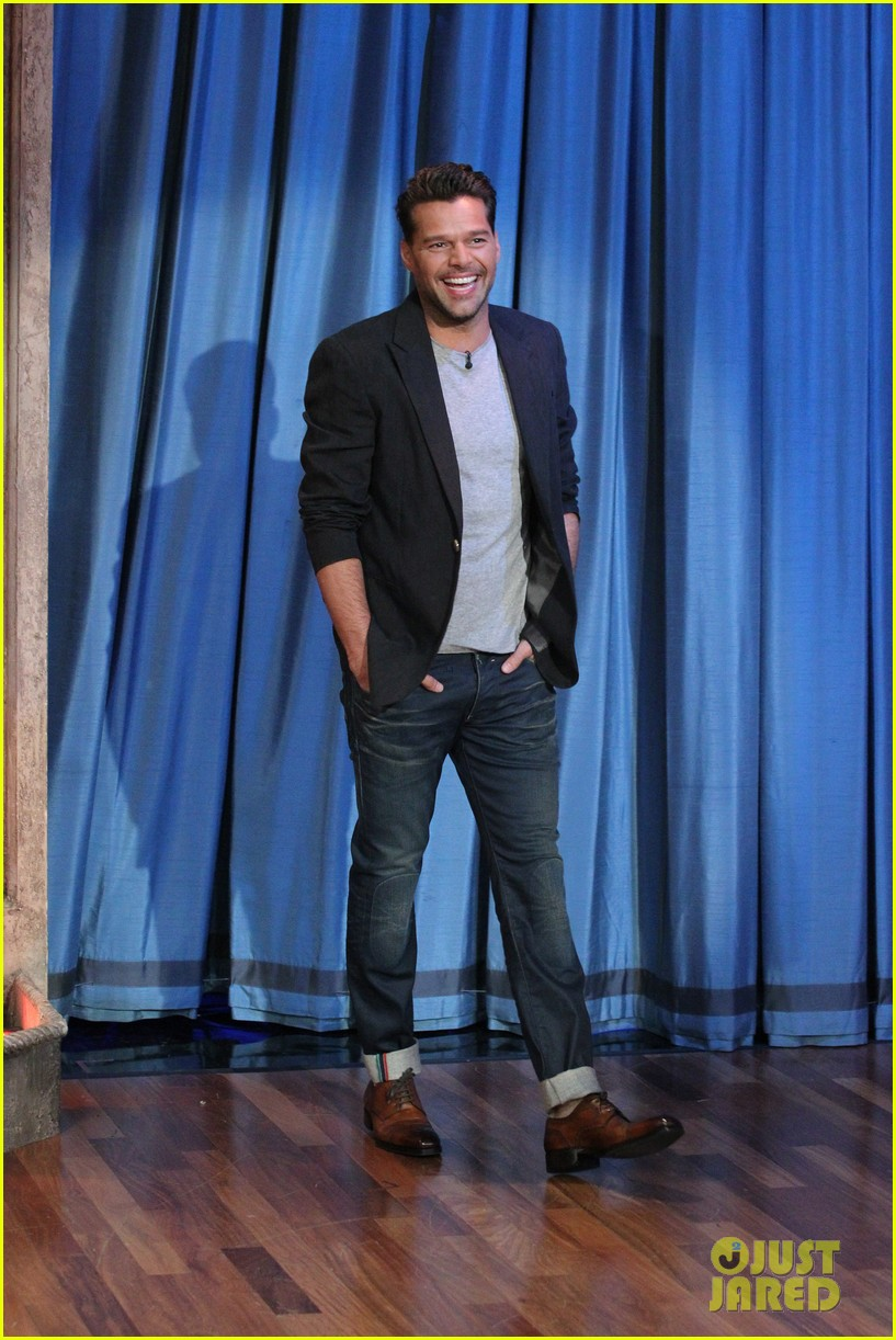 ricky martin general hospital with jimmy fallon 01