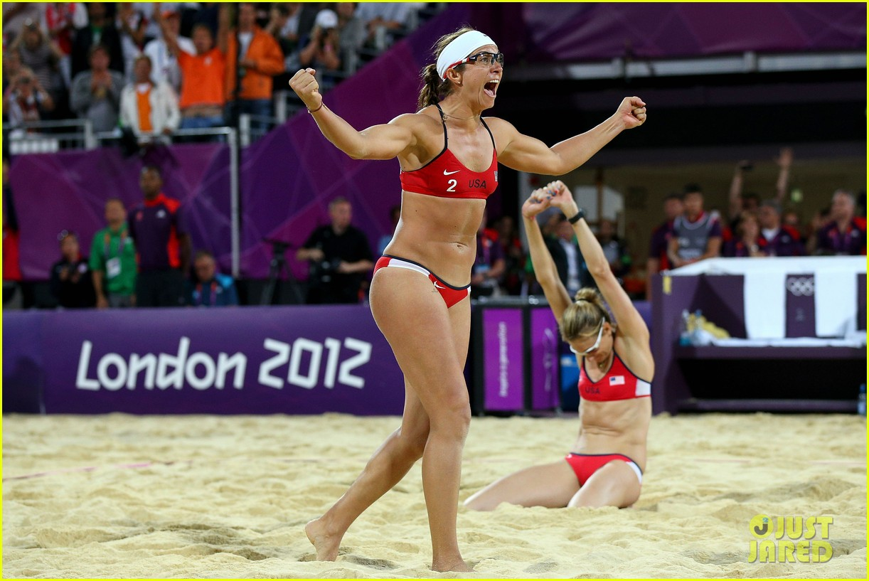 Misty May-Treanor & Kerri Walsh Jennings: Beach Volleyball Results!