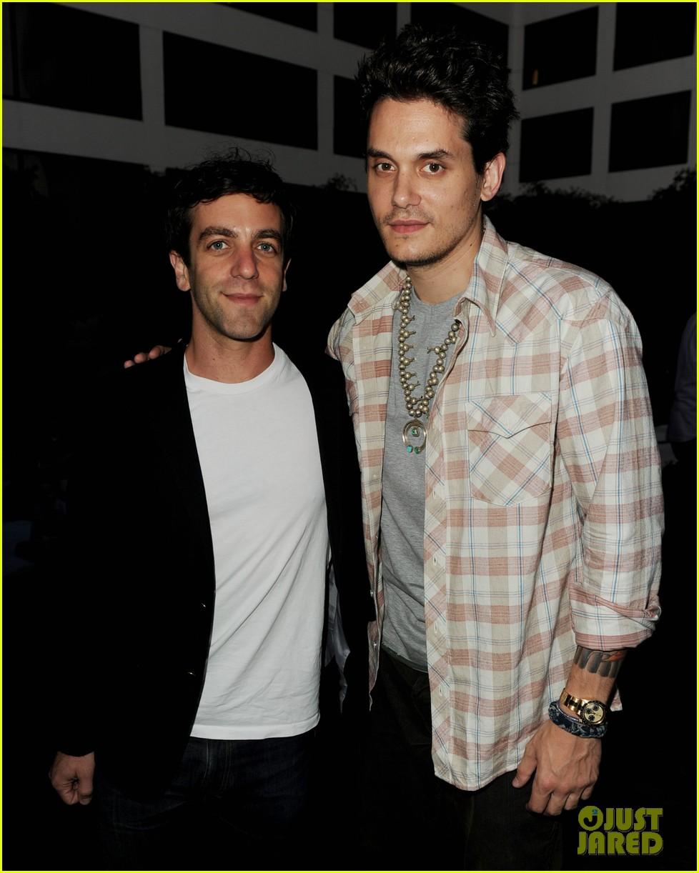 Brothers John Mayer: John Mayer: Short New Haircut!: Photo 2708736