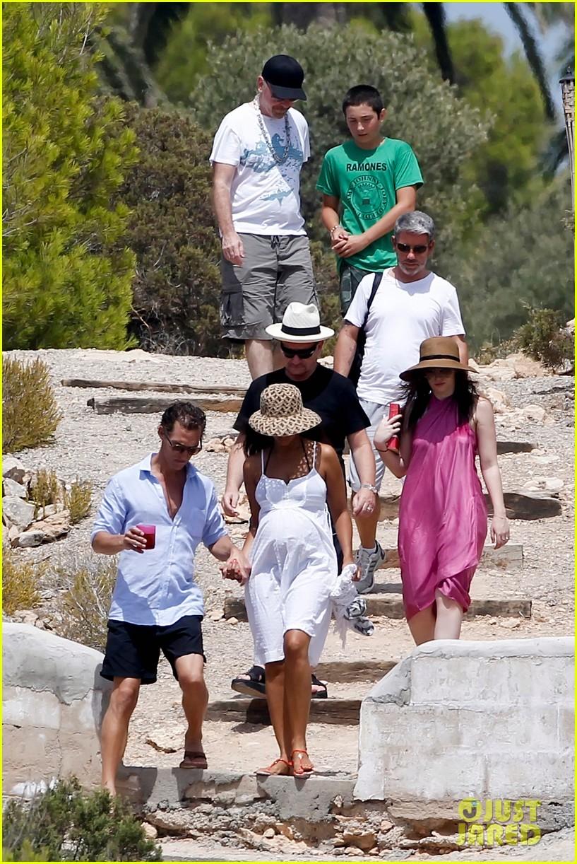 matthew mcconaughey camila alves ibiza vacation 132700951