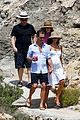 matthew mcconaughey camila alves ibiza vacation 23