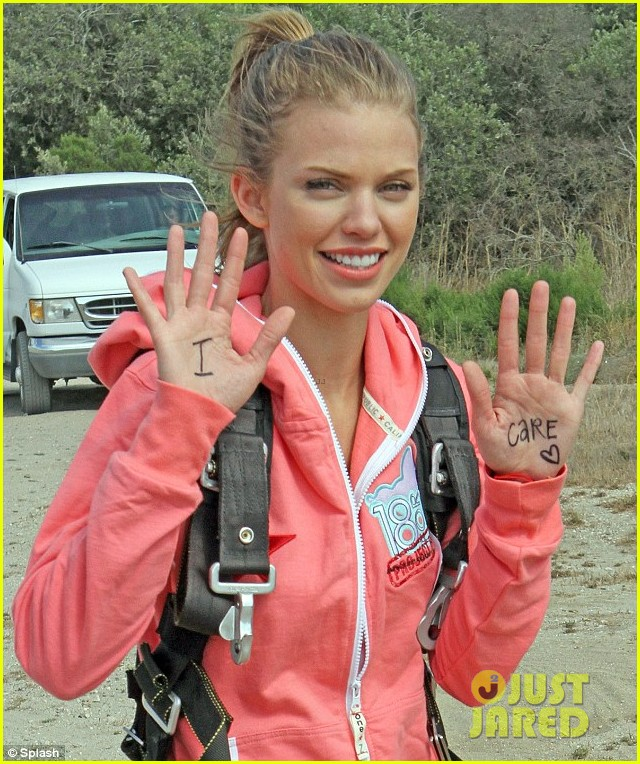 annalynne mccord shay mitchell friends to mankind 032705308