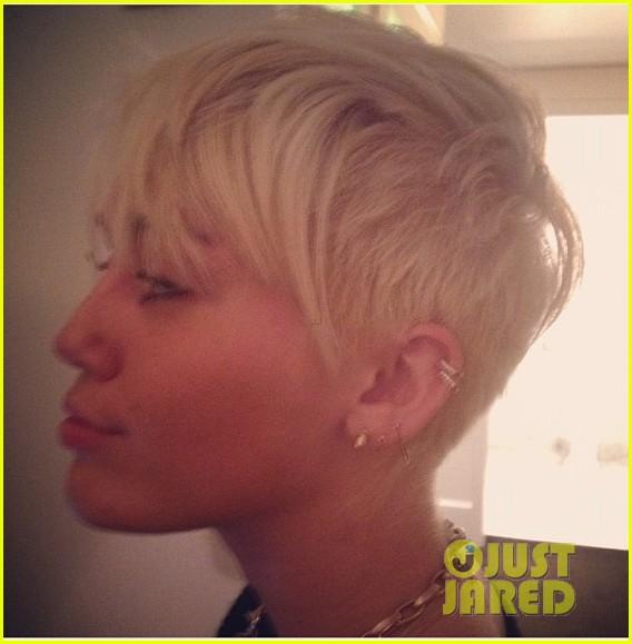 miley cyrus haircut 052701407