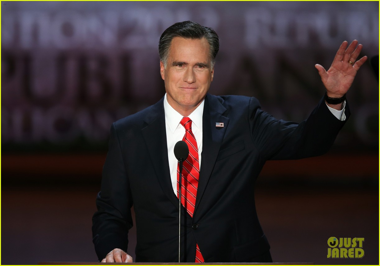 mitt romney republican national convention speech watch now 032711671