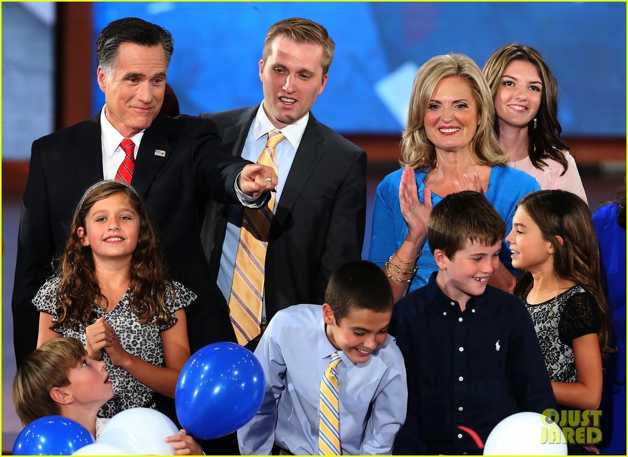 mitt romney republican national convention speech watch now 122711680