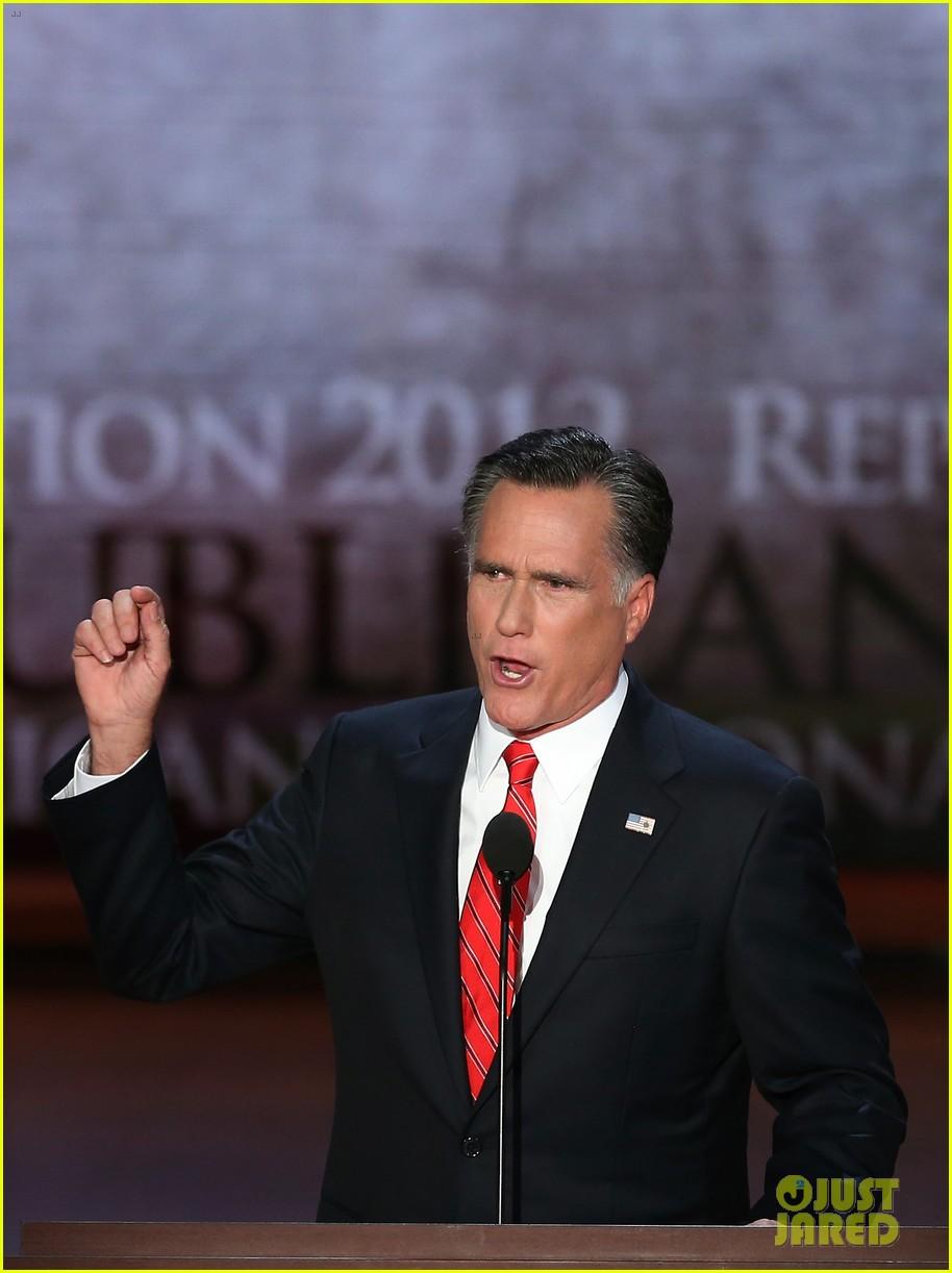 mitt romney republican national convention speech watch now 182711686