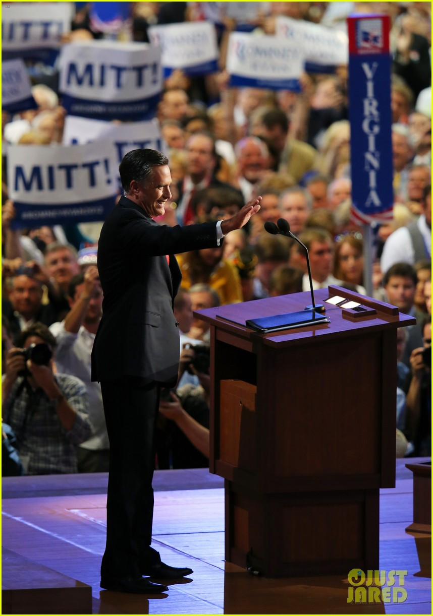 mitt romney republican national convention speech watch now 232711691