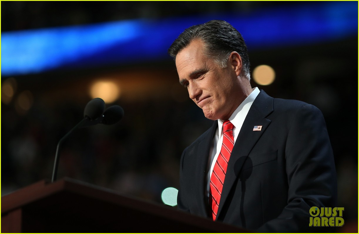 mitt romney republican national convention speech watch now 242711692