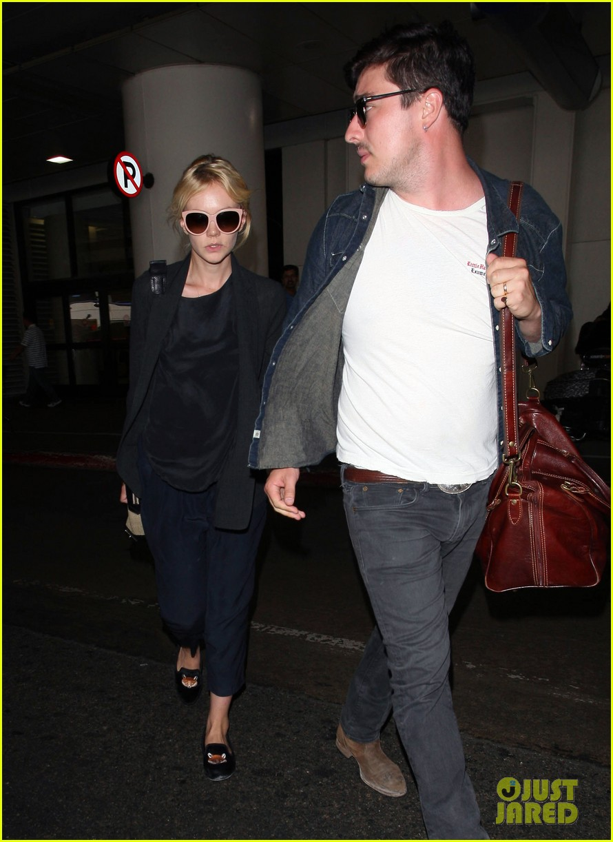 carey mulligan marcus mumford lax lovebirds 072707418
