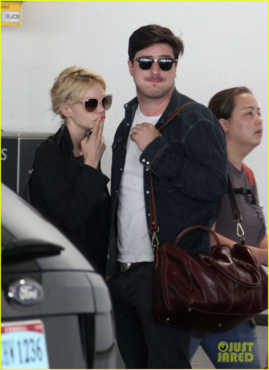 carey mulligan marcus mumford lax lovebirds 162707427