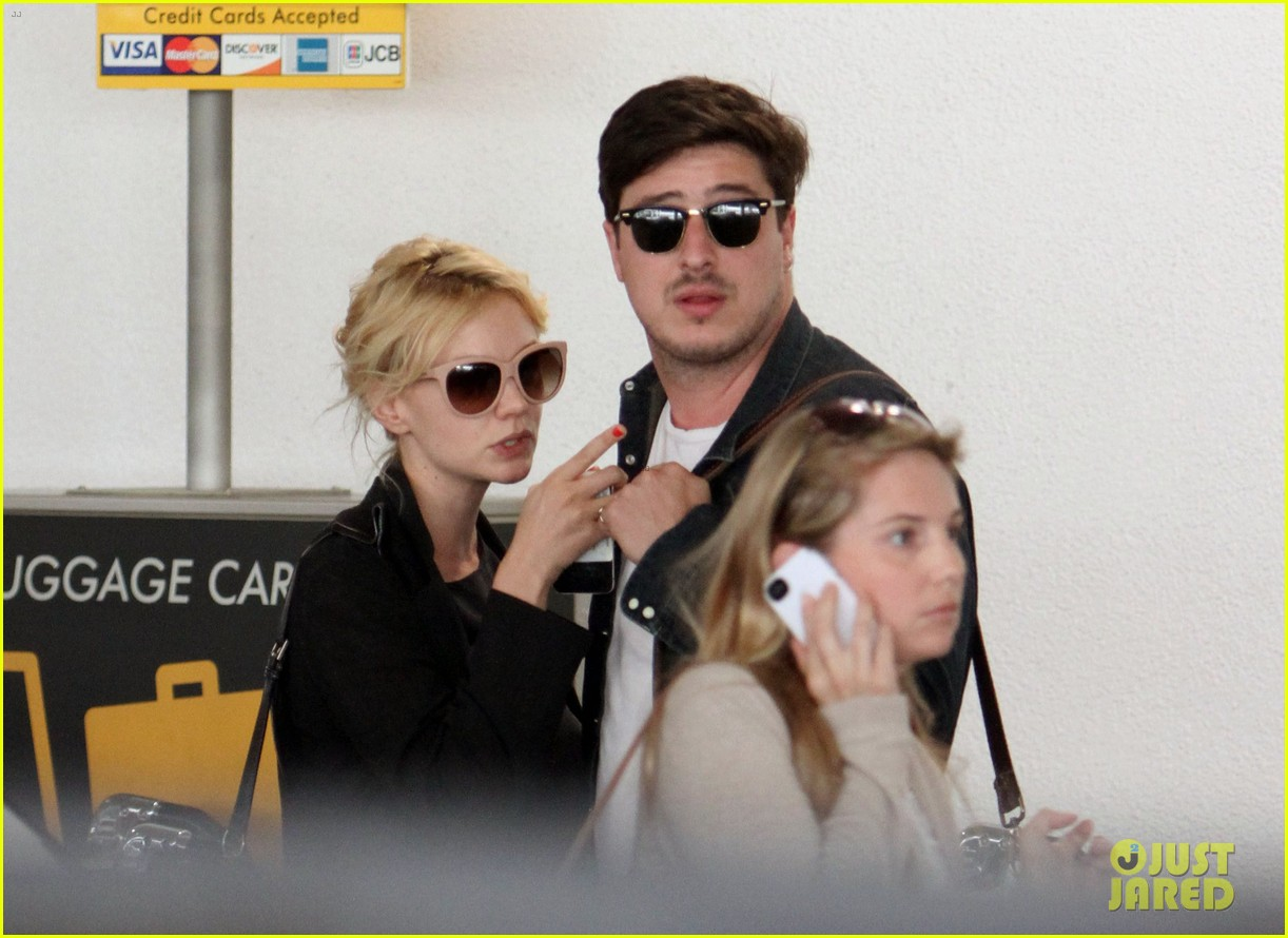 carey mulligan marcus mumford lax lovebirds 212707432