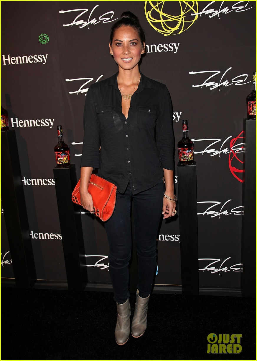olivia munn jesse williams hennessy vs launch party 042695761