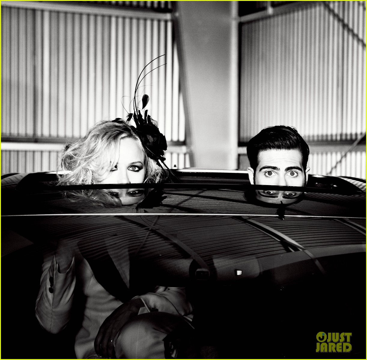 jaime king kyle newman lexus laws of attraction shoot 052695544