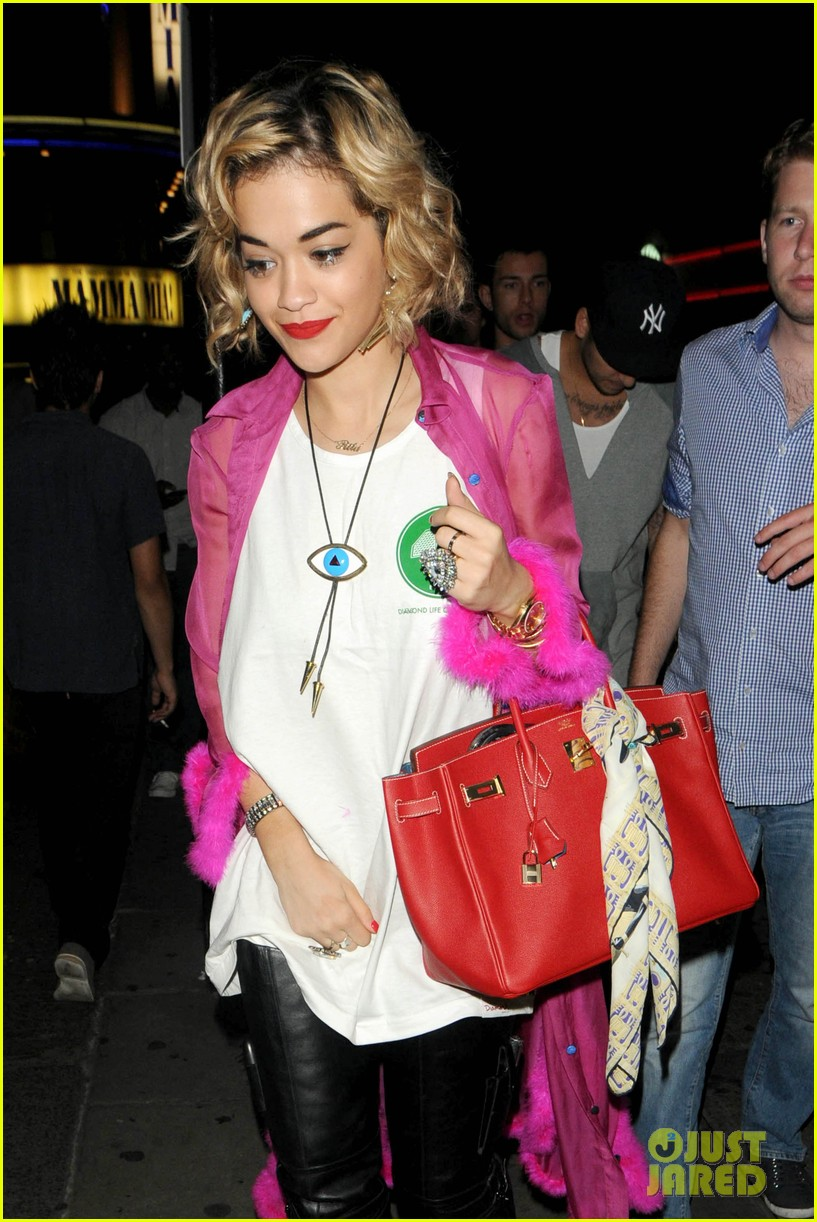 rita ora leaving dstrkt 10